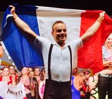 Judicaël Lesmann Champion du Monde 2016
