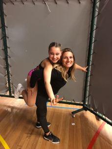 Vanessa Enjolras-Ibanez - Coach Team Aerobic Academy
