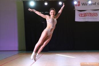 Coralie Jimenez photo Aérobic de l'Agenais