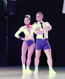 Lory Gayraud et Judicael Lesmann